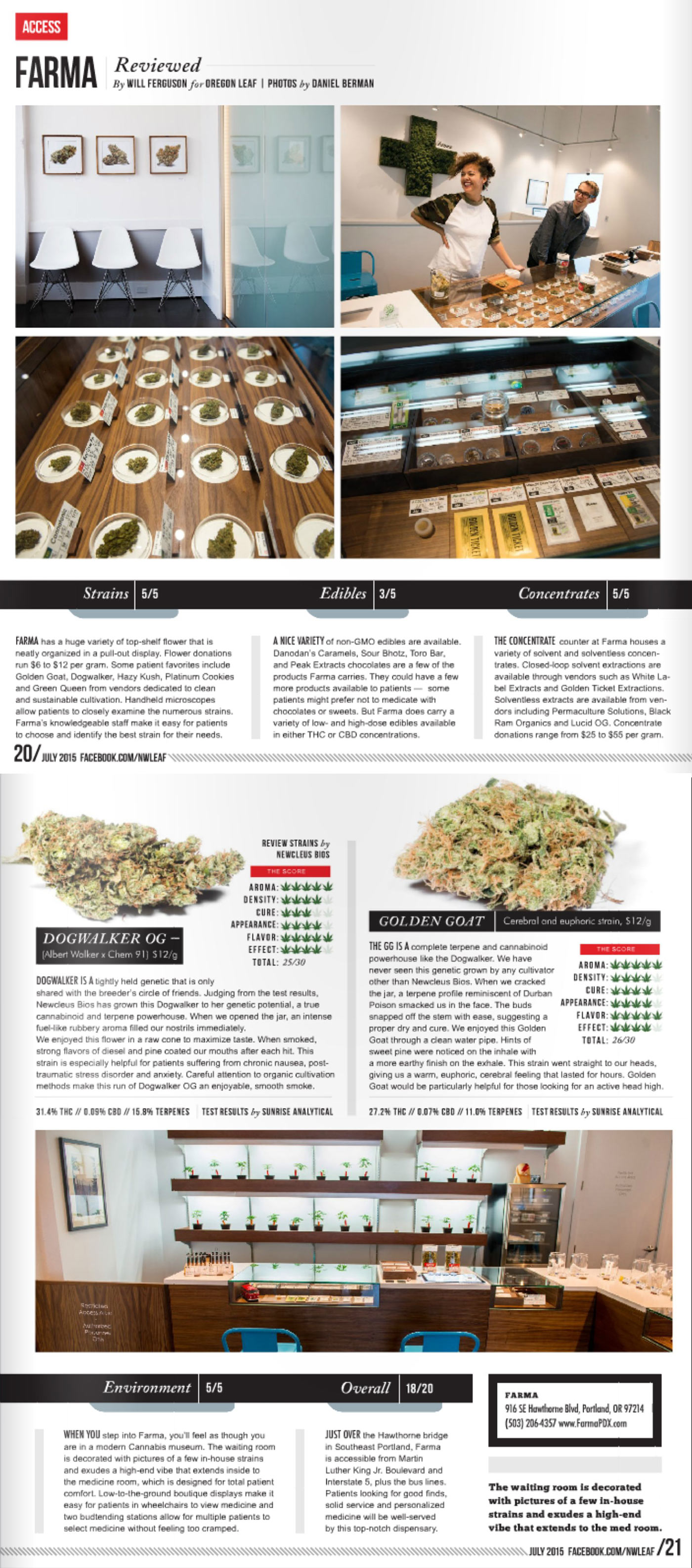 Oregon-Leaf-Dispensary-review-farma